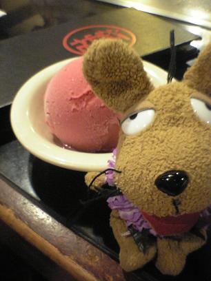 紅花デザート.JPG